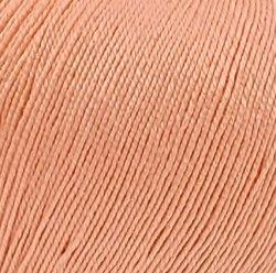 Пехорка Ажурная, цвет 68 чайная роза ООО Пехорский текстиль 100 % мерсеризованный , длина в мотке 280 м.