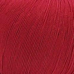 Пехорка Ажурная, цвет 88 красный мак ООО Пехорский текстиль 100 % мерсеризованный , длина в мотке 280 м.