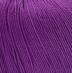 Пехорка Ажурная, цвет 179 фиалка ООО Пехорский текстиль 100 % мерсеризованный , длина в мотке 280 м.