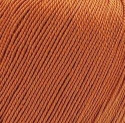 Пехорка Ажурная, цвет 194 рыжик ООО Пехорский текстиль 100 % мерсеризованный , длина в мотке 280 м.