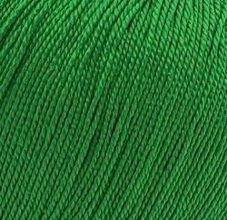Пехорка Ажурная, цвет 480 яркая зелень ООО Пехорский текстиль 100 % мерсеризованный , длина в мотке 280 м.