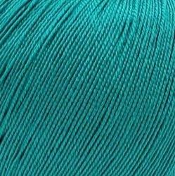 Пехорка Ажурная, цвет 511 зеленка ООО Пехорский текстиль 100 % мерсеризованный , длина в мотке 280 м.