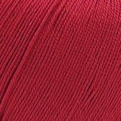 Пехорка Цветное кружево 06 красный ООО Пехорский текстиль 100% мерсеризированный хлопок, длина в мотке 475 м.