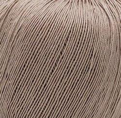 Пехорка Цветное кружево 124 песочный ООО Пехорский текстиль 100% мерсеризированный хлопок, длина в мотке 475 м.