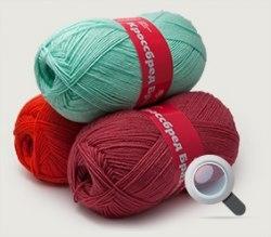 Пряжа Пехорка Кроссбред Бразилии ООО Пехорский текстиль 50% шерсть мериноса, 50% акрил, длина 500м в мотке