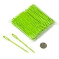 Игла для сшивания вязаных изделий пластик