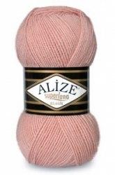 Пряжа Alise Superlana Klasik Alize 25% шерсть, 75% акрил, длина в мотке 280 м.