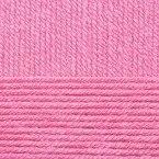 Детская новинка, цвет 11 ярко розовый ООО Пехорский текстиль 100% высокообъемный акрил, длина 200м в мотке