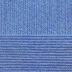 Детская новинка, цвет 15 голубой ООО Пехорский текстиль 100% высокообъемный акрил, длина 200м в мотке