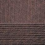 Детская новинка, цвет 187 капучино ООО Пехорский текстиль 100% высокообъемный акрил, длина 200м в мотке