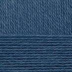 Детская новинка, цвет 255 джинсовый ООО Пехорский текстиль 100% высокообъемный акрил, длина 200м в мотке