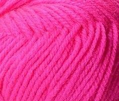 Детская новинка, цвет 439 малиновый ООО Пехорский текстиль 100% высокообъемный акрил, длина 200м в мотке