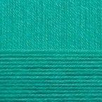 Детская новинка, цвет 581 светлый изумруд ООО Пехорский текстиль 100% высокообъемный акрил, длина 200м в мотке