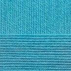 Детская новинка, цвет 583 бирюза ООО Пехорский текстиль 100% высокообъемный акрил, длина 200м в мотке