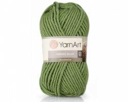 Пряжа Yarn Art Merino Bulky Yarn Art 30% шерсть, 70% акрил, длина в мотке 100 м.