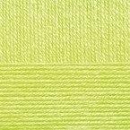 Детская новинка, цвет 483 незрелый лимон ООО Пехорский текстиль 100% высокообъемный акрил, длина 200м в мотке