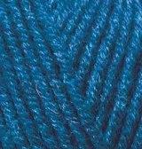 Alize Superlana Maxi цвет 155 темно бирюзовый Alize 25 % шерсть, 75% акрил, длина в мотке 100 м.