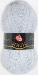 Пряжа Magic Angora Delicate Magic 15% мохер, 10% шерсть, 75% акрил, длина в мотке 500 м.