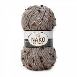 Nako Kar Tanesi Nako 20% шерсть, 10% полиамид, 65% премиум акрил, длина в мотке 100 м.