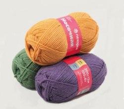 Пряжа Пехорка носочная ООО Пехорский текстиль 50% шерсть, 50% полиакрилонитрил, длина в мотке 200 м.