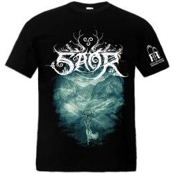 SAOR - Forgotten Paths - L Майка Atmospheric Heathen Metal
