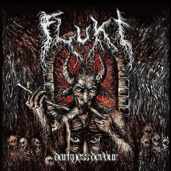 FLUKT - Darkness Devour CD Blackened Metal