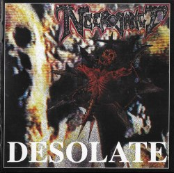NECROSANCT - Desolate CD Death Metal