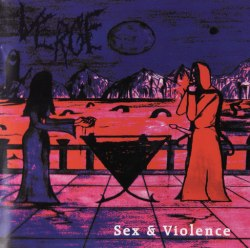 VERGE - Sex & Violence CD Blackened Metal