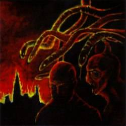 NIGHT MUST FALL - Dissonance Of Thought MCD Funeral Doom Metal