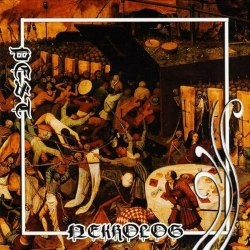 PEST - Nekrolog 2CD Black Metal
