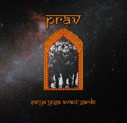 PRAV - Satya-Yuga Avant-Garde CD Pagan Metal
