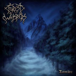 FOREST WHISPERS - Zamieć CD Pagan Metal