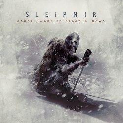 SLEIPNIR - Oaths Sworn In Blood & Mead CD Viking Metal