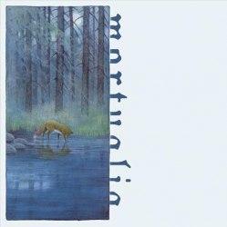 MORTUALIA - Blood of the Hermit CD Depressive Metal