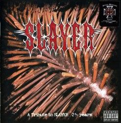 V/A - A Tribute to SLAYER 25 years CD Thrash Metal