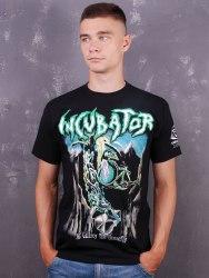INCUBATOR - Mc Gillroy The Housefly - XL Майка Death Doom Metal