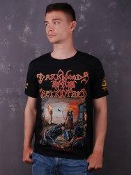 DARKWOODS MY BETROTHED - Witch-Hunts - M Майка Black Metal