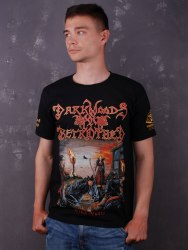 DARKWOODS MY BETROTHED - Witch-Hunts - XL Майка Black Metal