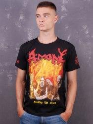 AMON - Feasting the Beast - M Майка Death Metal