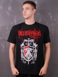 NECROMANTIA - Hellenic Black Cult - L Майка Black Metal