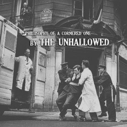 THE UNHALLOWED - Philosophy Of A Cornered One CD Progressive Metal