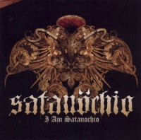 SATANOCHIO - I am Satanochio CD Black Metal