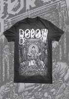 BOROW - T-Shirt - L майка Death Metal