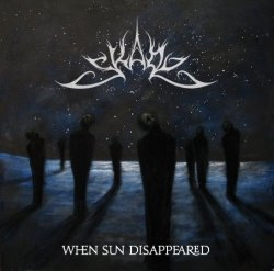 SKADY - When Sun Disappeared CD Atmospheric Metal