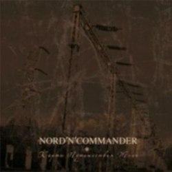 NORD'N'COMMANDER - Карты Путешествия Тени CD Darkwave