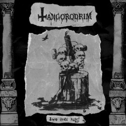 "TANGORODRIM - Two Iron Rules 7""EP Black Metal"
