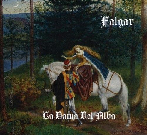 FALGAR - La dama del alba Digi-CD Atmospheric Metal