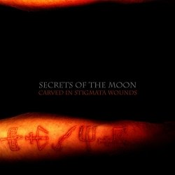 SECRETS OF THE MOON - Carved In Stigmata Wounds CD Avantgarde Metal