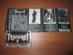 DRAUGWATH - Dwellers Of The Cursed Forest Tape Black Metal
