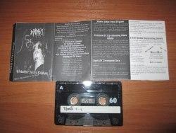 NAPALM - Primitive Necro Nihilism Tape Black Metal